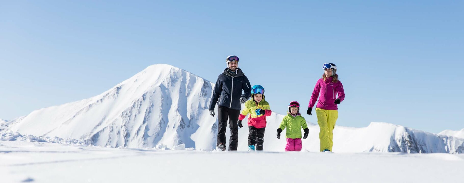 Fun during your family holiday in Serfaus-Fiss-Ladis | © Serfaus-Fiss-Ladis Marketing GmbH | danielzangerl.com