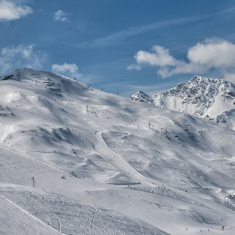north side of Fiss - snow is assured until spring | © Serfaus-Fiss-Ladis/Tirol