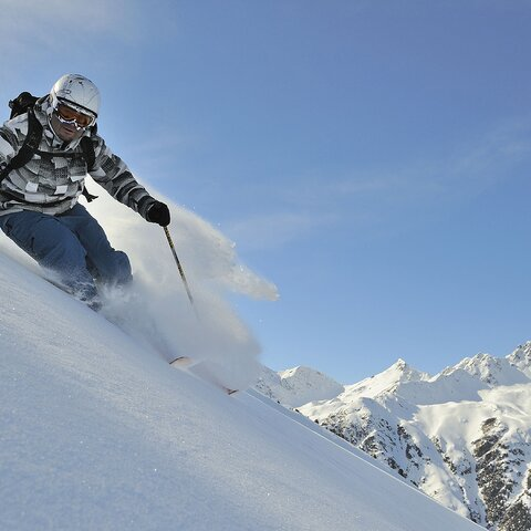 Freeriden - Feel free in Serfaus-Fiss-Ladis | © Serfaus-Fiss-Ladis/Tirol