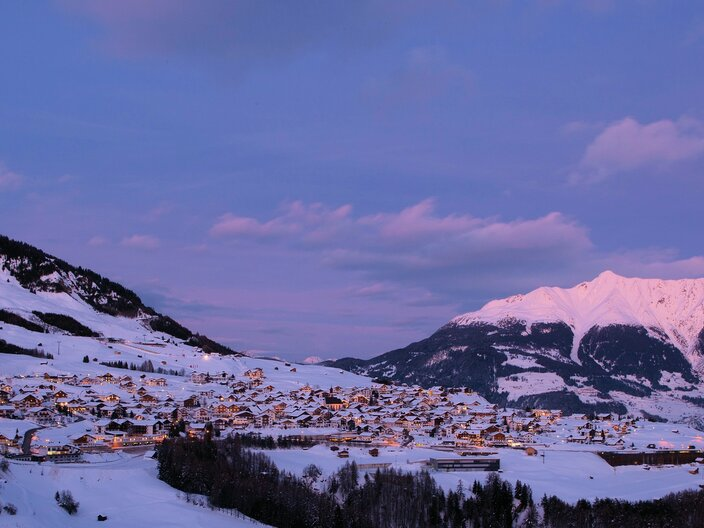 evening ambience in Fiss | © Serfaus-Fiss-Ladis/Tirol