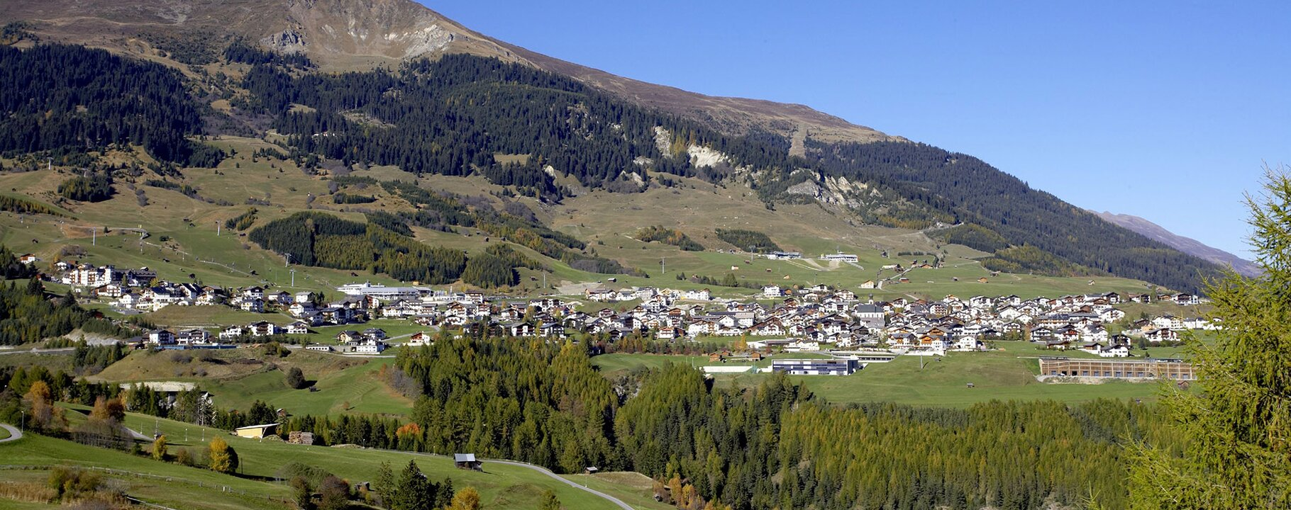 view of fiss in summer | © Foto Mayer, Serfaus