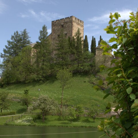 Laudeck castle in Ladis | © Serfaus-Fiss-Ladis/Triol