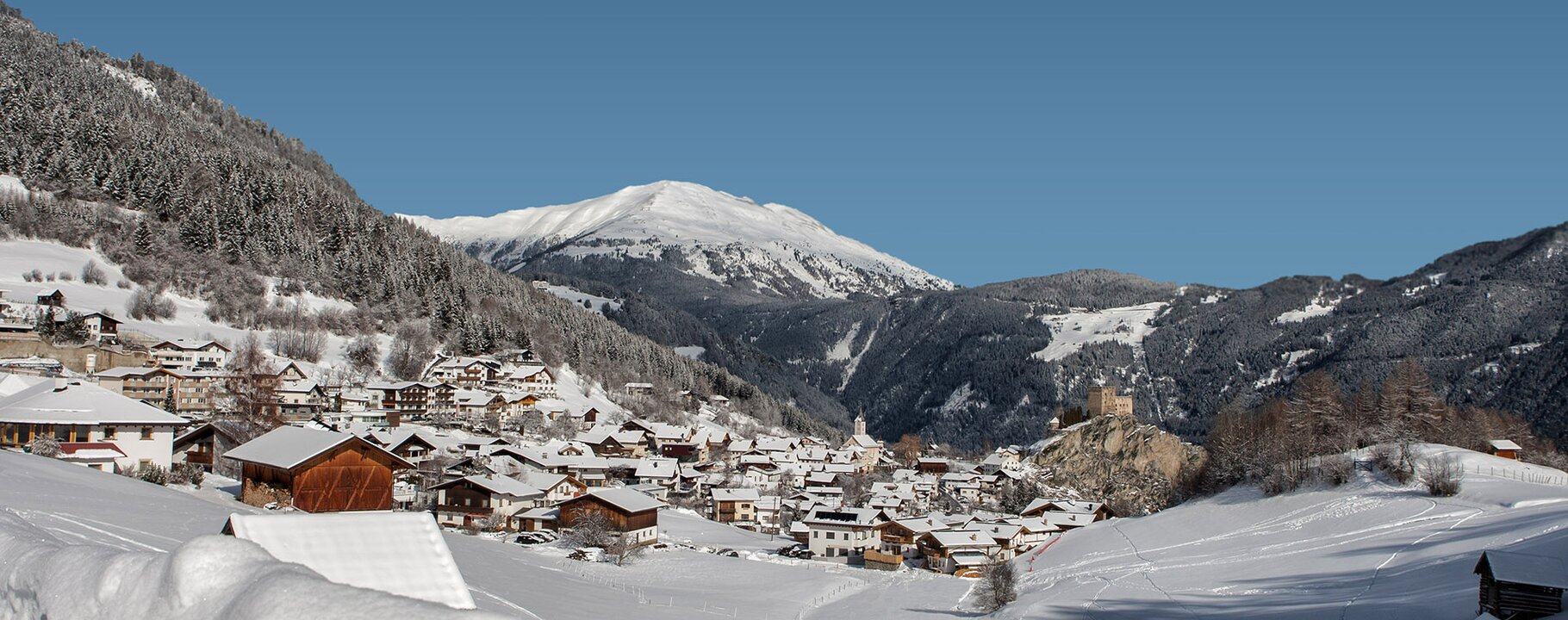view of Ladis in winter | © Andreas Kirschner - www.webart.at