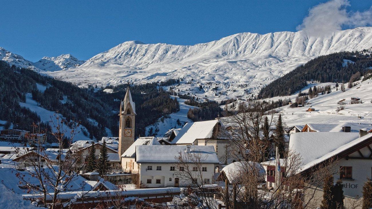 Serfaus Tirol