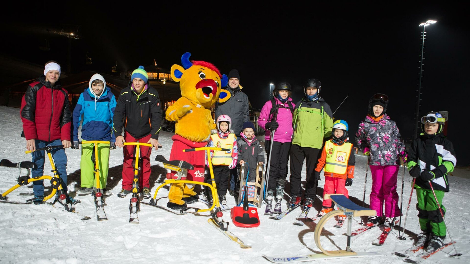 Kids Night (c) Serfaus-Fiss-Ladis