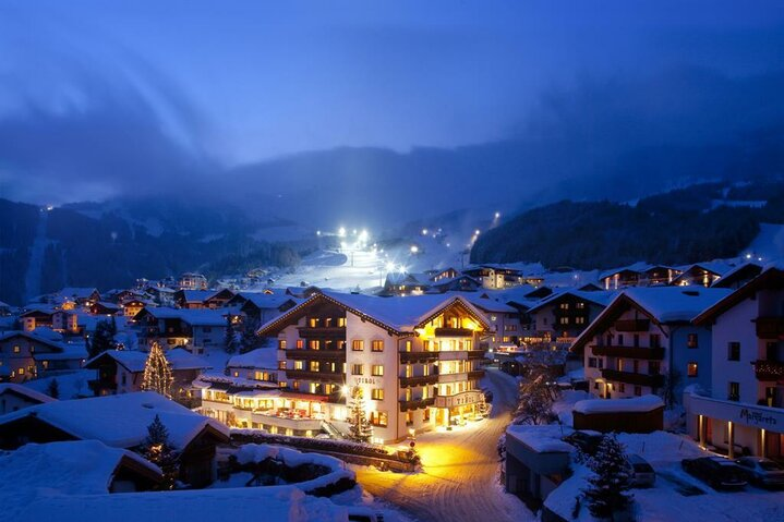 Hotel Tirol Winter
